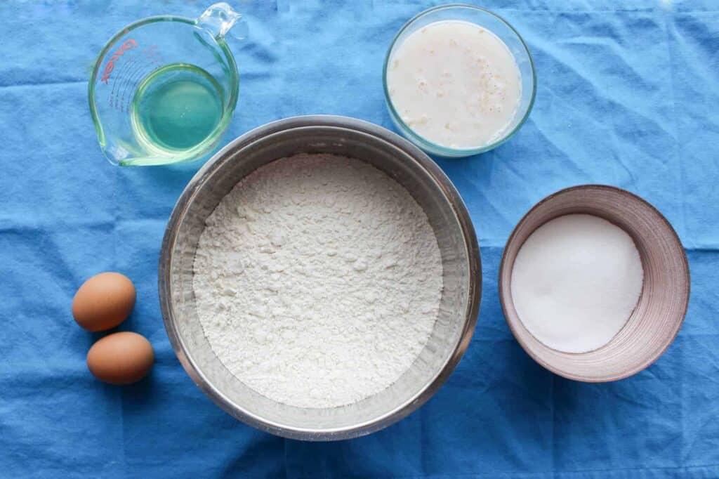 challah ingredients