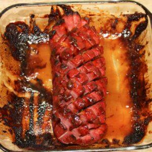 baked salami