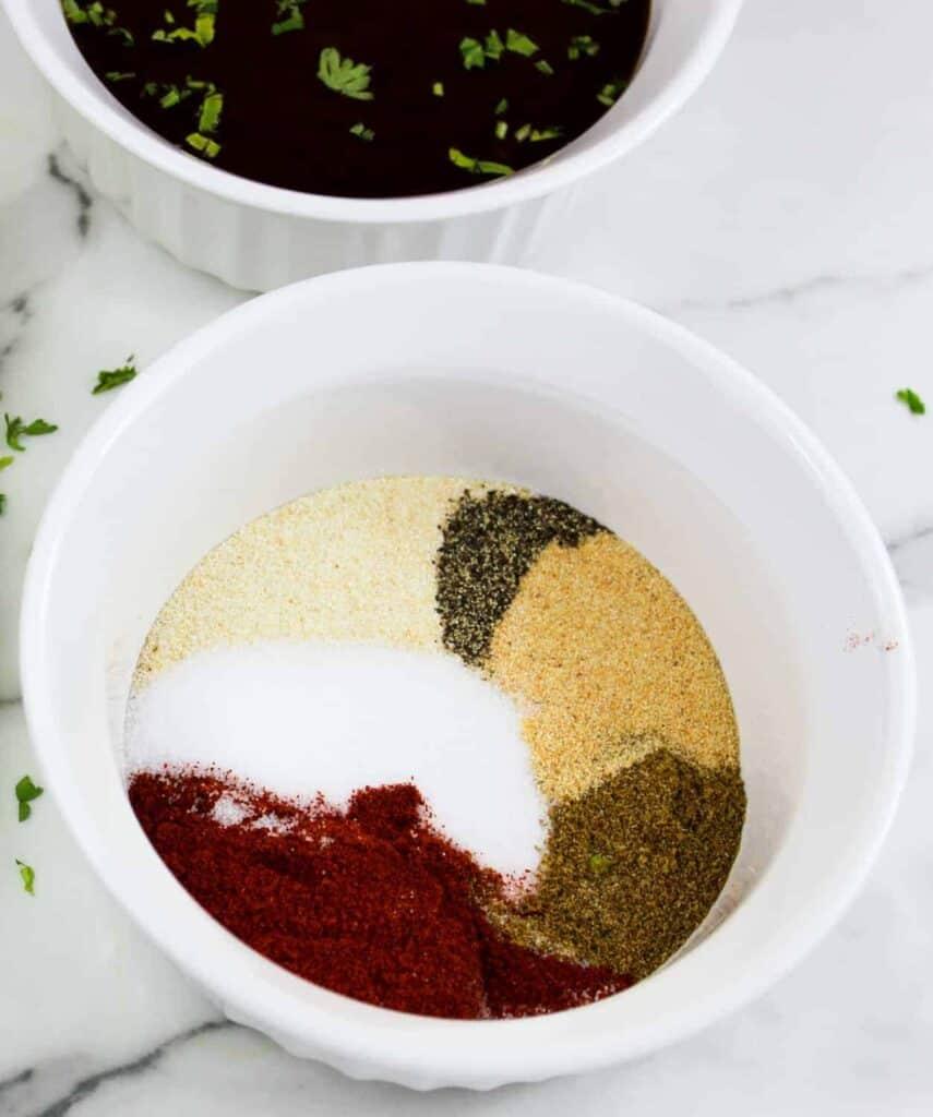 slow cooker bbq chicken spice mixture