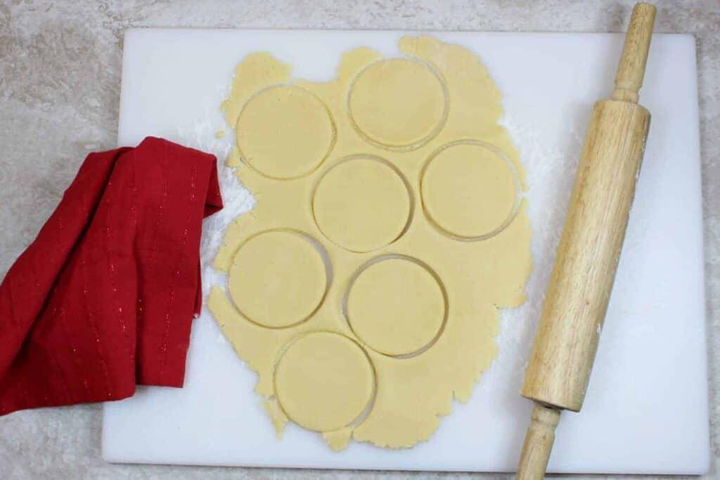 hamentashen dough
