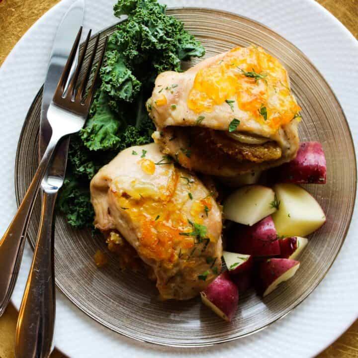 easy stuffed chicken breast