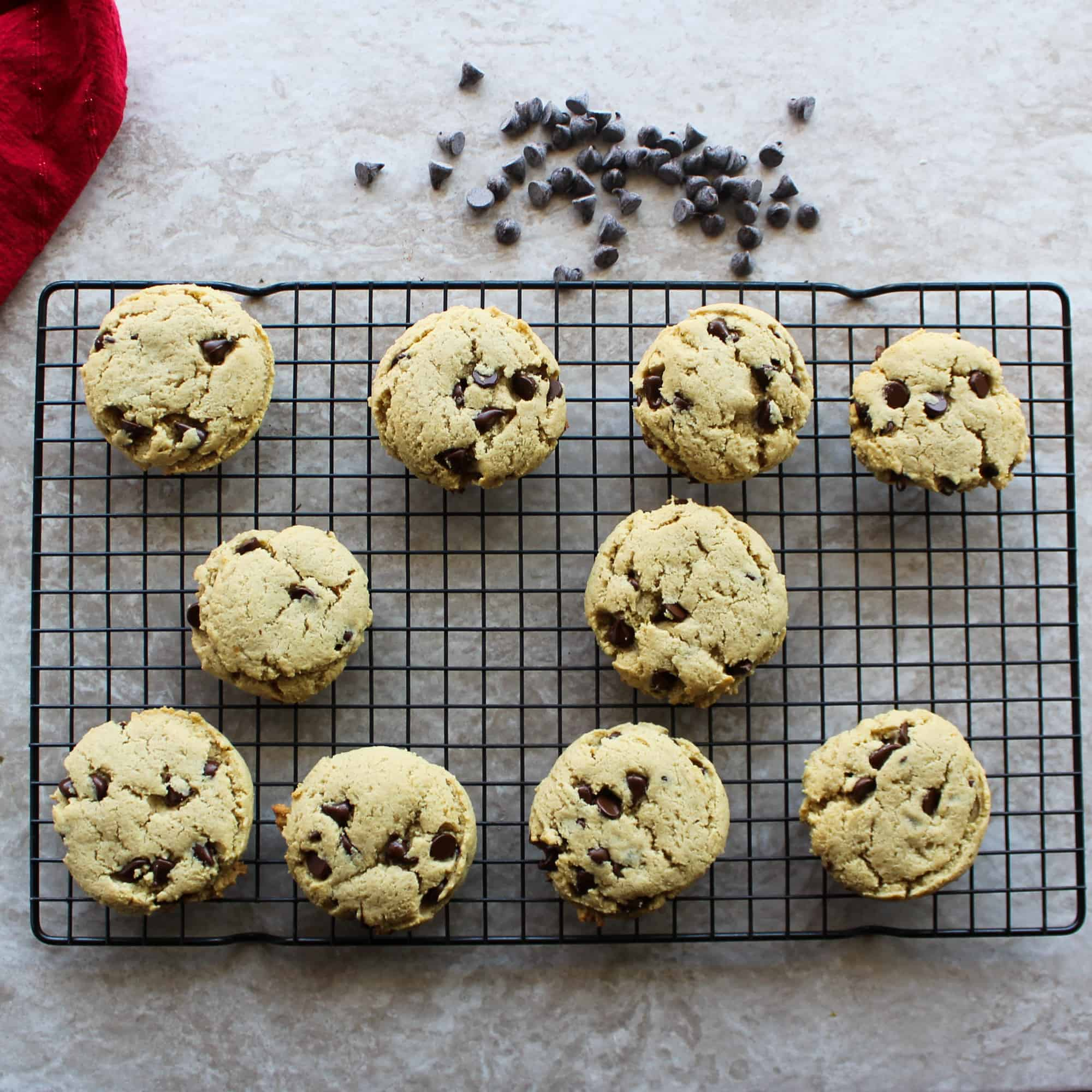 cool the cookies