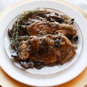 passover chicken marsala