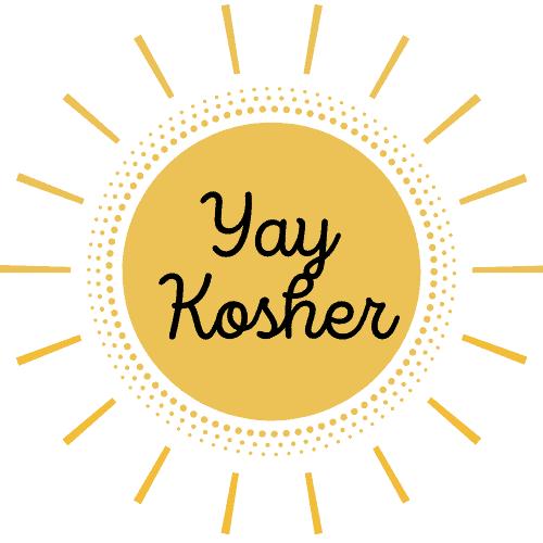 yay kosher logo