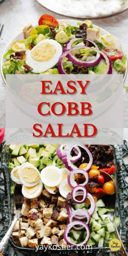 cobb salad pinterest