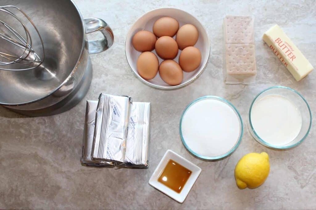 new york cheesecake ingredients