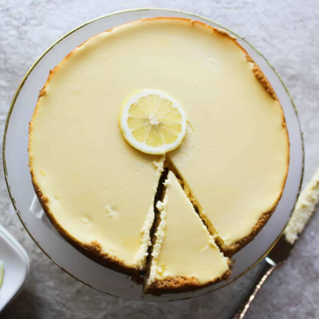 new york cheesecake whole