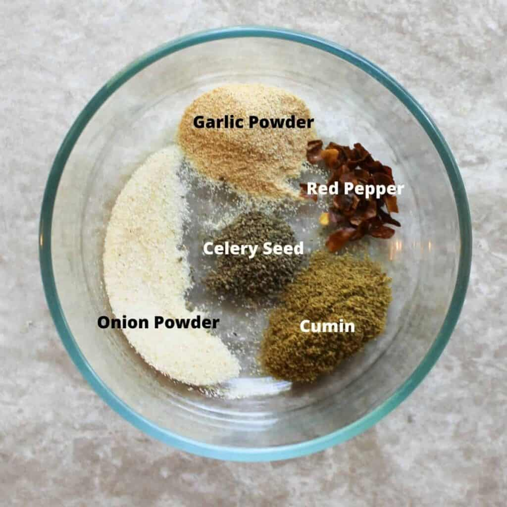 taco meat spice blend