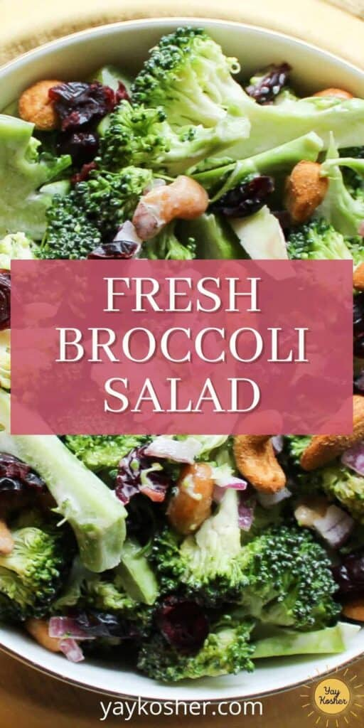 broccoli salad pin