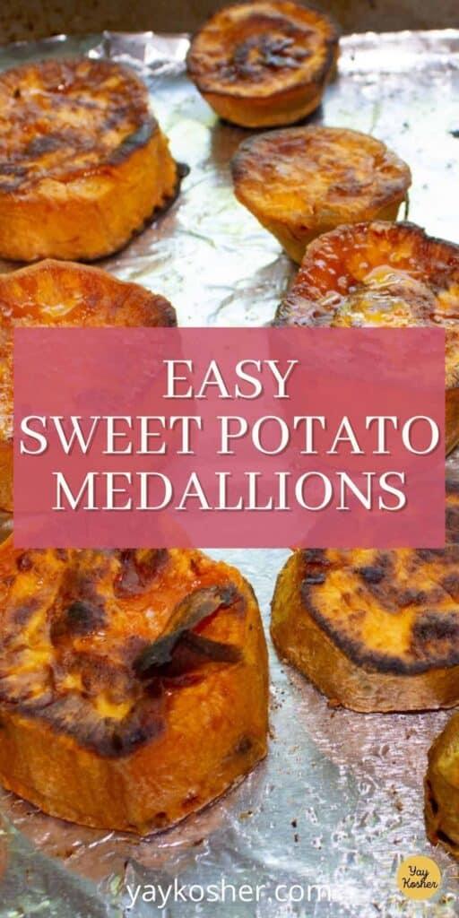sweet potato medallions pin