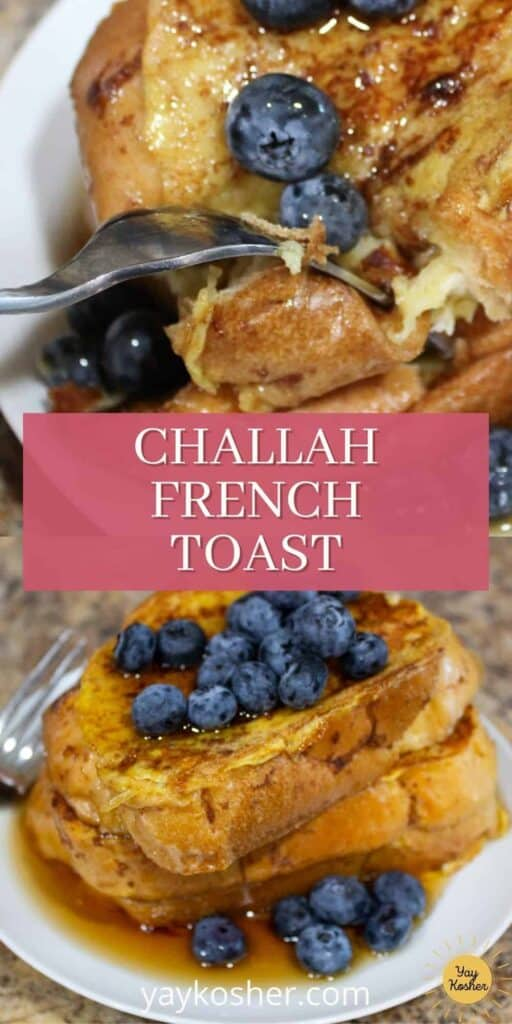 challah french toast pin